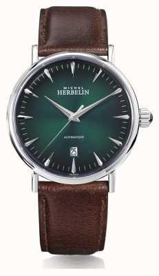 Michel Herbelin |男士|灵感|自动|绿色表盘| 1647/AP16BR