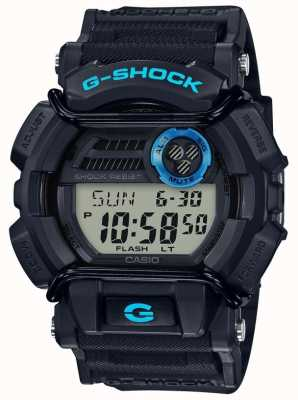 Casio | g shock |男士|有限的数字手表| GD-400-1B2ER