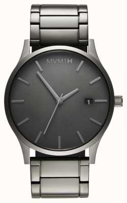 MVMT 经典单色链接| pvd镀金手链|灰色表盘 D-MM01-GR