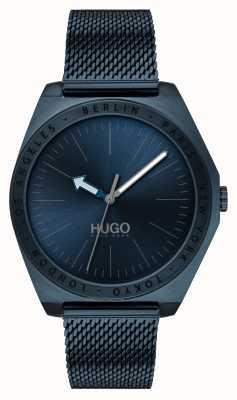 HUGO #act |蓝色ip网|蓝色表盘 1530109