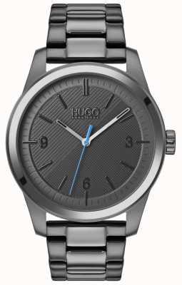 HUGO #create |灰色ip手链|灰色表盘 1530119
