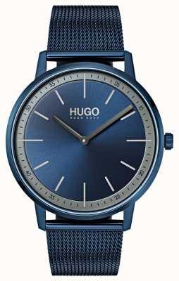 HUGO #exist |蓝色ip网|蓝色表盘 1520011