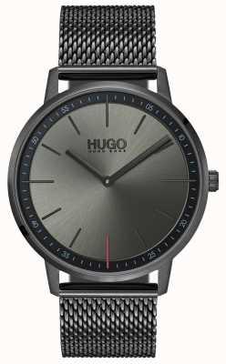 HUGO #exist |灰色ip网格|灰色表盘 1520012