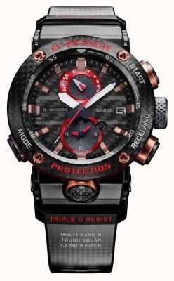 Casio | gravitymaster |碳芯护罩|红碳| GWR-B1000X-1AER