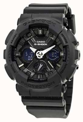 Casio G-shock系列|黑色树脂| GMA-S120MF-1AER