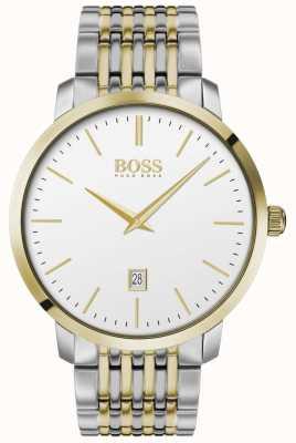 Boss |男士|高级经典|双音|银色表盘| 1513747