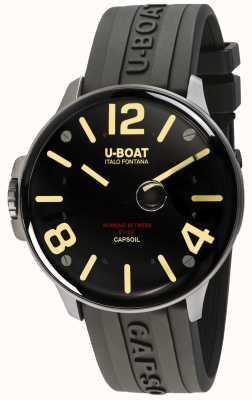 U-Boat Capsoil SS机电棕色皮革 8110/A