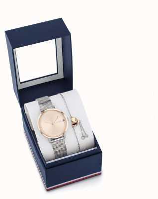 Tommy Hilfiger 女士pippa手表和手链礼品套装 2770053
