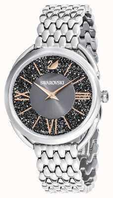 Swarovski |结晶华丽不锈钢手链|灰色表盘 5452468