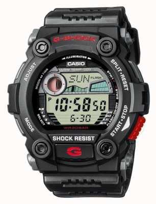 Casio G-shock G-rescue男士闹钟计时码表 G-7900-1ER