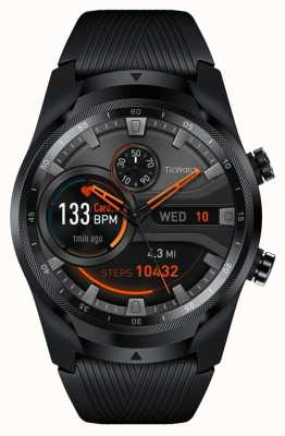 TicWatch Pro 4g LTE esim |黑色| Wearos智能手表 PRO4G-WF11018-136247
