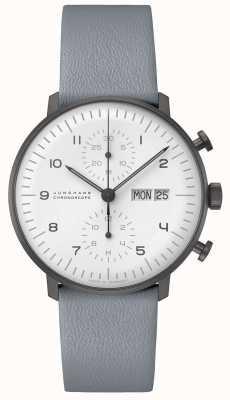 Junghans Max Bill计时器| 40mm黑白 027/4008.05