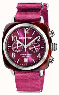 Briston Clubmaster经典|计时码表| 19140.SA.T.32.NC