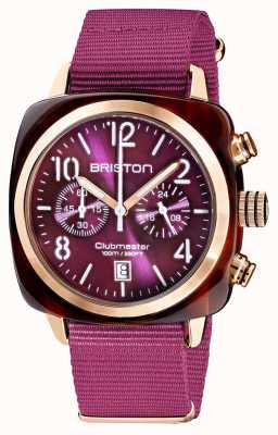 Briston Clubmaster经典|计时码表| 19140.PRA.T.32.NC