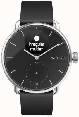Withings Scanwatch 38mm-黑色 HWA09-MODEL 2-ALL-INT
