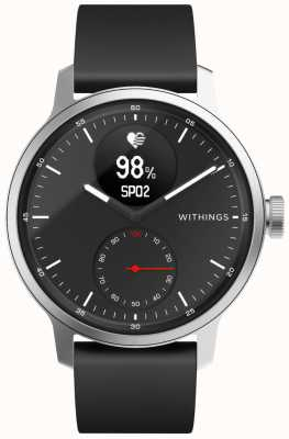 Withings Scanwatch 42mm-黑色 HWA09-MODEL 4-ALL-INT