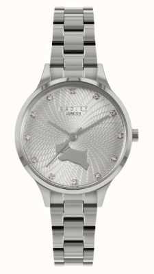 Radley 威尔顿方式|不锈钢手链|银表盘 RY4517