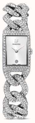 Swarovski 鸡尾酒手表|水晶镶不锈钢手链| 5547617