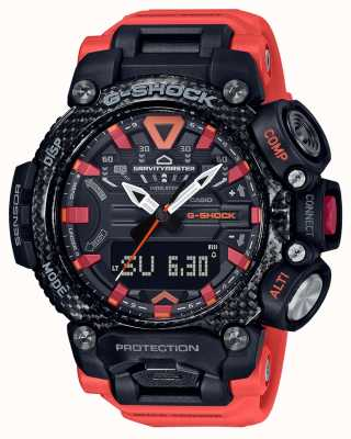 Casio G-shock |重力大师|碳芯|蓝牙|橙子 GR-B200-1A9ER