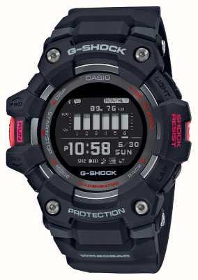 Casio G-shock | g队|脚步追踪器|蓝牙|黑色的 GBD-100-1ER