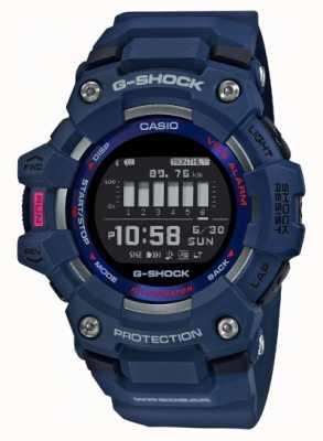 Casio G-shock | g队|踏步机|蓝牙|蓝色 GBD-100-2ER