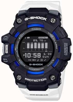 Casio G-shock | g队|踏步机|蓝牙|白色的 GBD-100-1A7ER