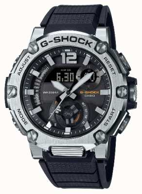 Casio   g-shock   g钢 碳芯护罩 蓝牙 太阳能  GST-B300S-1AER