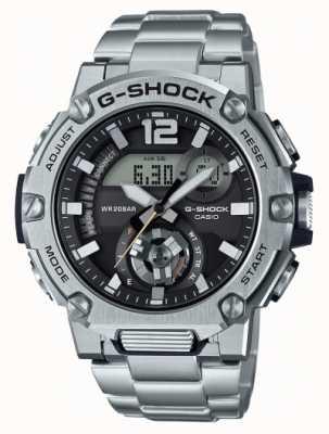 Casio G-shock | g钢|碳芯护罩|蓝牙|太阳能的 GST-B300SD-1AER