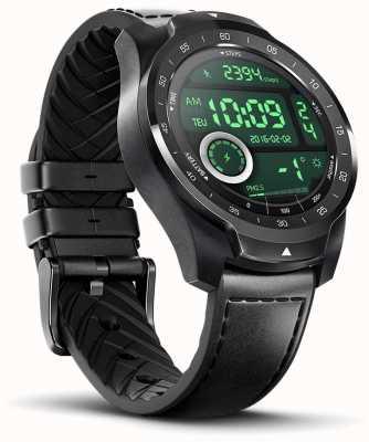 TicWatch Pro 2020阴影黑色智能手表 139863-WF12106