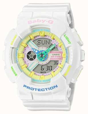Casio Baby-G Decora彩虹细节腕表 BA-110TM-7AER