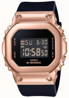 Casio G-SHOCK紧凑型玫瑰金手表 GM-S5600PG-1ER
