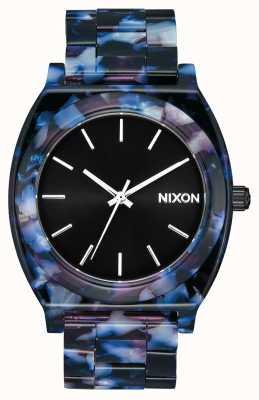 Nixon 醋酸盐柜 黑色/多色 黑色表盘 A327-2336-00