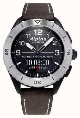 Alpina | Alpinerx还活着|棕色皮革表带 AL-284LBBW5SAQ6