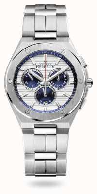 Michel Herbelin 卡玛拉帽|计时码表|不锈钢手链| 37645/B42