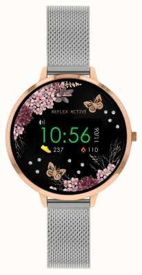 Reflex Active 系列3智能手表 不锈钢网带 RA03-4037