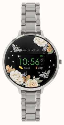 Reflex Active 系列3智能手表|不锈钢手链 RA03-4007