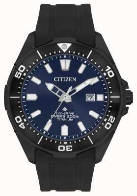 Citizen 男士Eco-Drive Promaster Wr200 BN0205-10L
