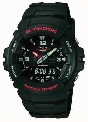 Casio G-shock计时码表g-100-1bvmes G-100-1BVMUR