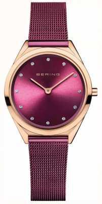 Bering 超薄|女式|紫色网 17031-969