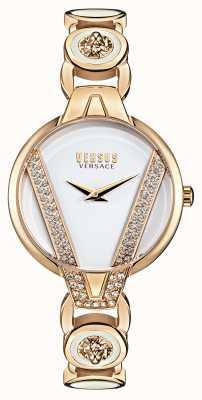 Versus Versace 圣日耳曼小巧水晶镶嵌腕表 VSP1J0221