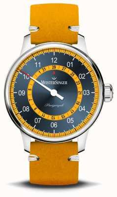 MeisterSinger 印字笔柔和的黄色限量版 S-AM1025
