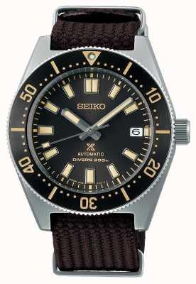 Seiko 普罗赛克斯 | 1965 年第一款日本潜水员重新发行蓝宝石自动腕表 SPB239J1