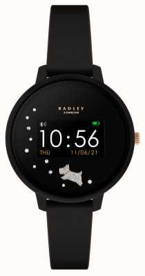 Radley 智能手表系列3黑色硅胶表带 RYS03-2026