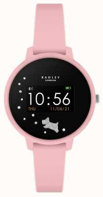 Radley 智能手表系列3粉色硅胶表带 RYS03-2027