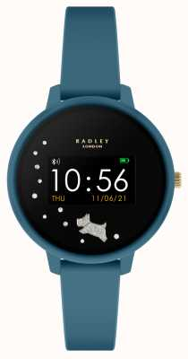 Radley 智能手表系列 3 蓝绿色硅胶 RYS03-2028