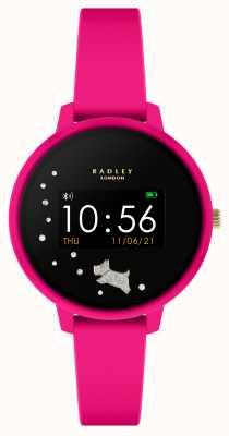 Radley 智能手表系列 3 洋红色粉红色表带 RYS03-2030