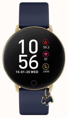Radley 智能手表系列 5 蓝色表带和狗饰 RYS05-2034