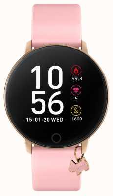 Radley 智能手表系列 5 粉红色表带和狗饰 RYS05-2040