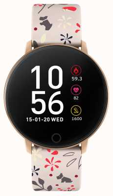 Radley 智能手表系列5奶油花表带 RYS05-2042