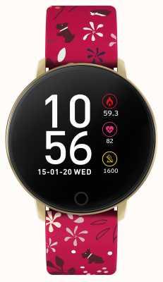 Radley 智能手表系列 5 橙色花卉表带 RYS05-2044